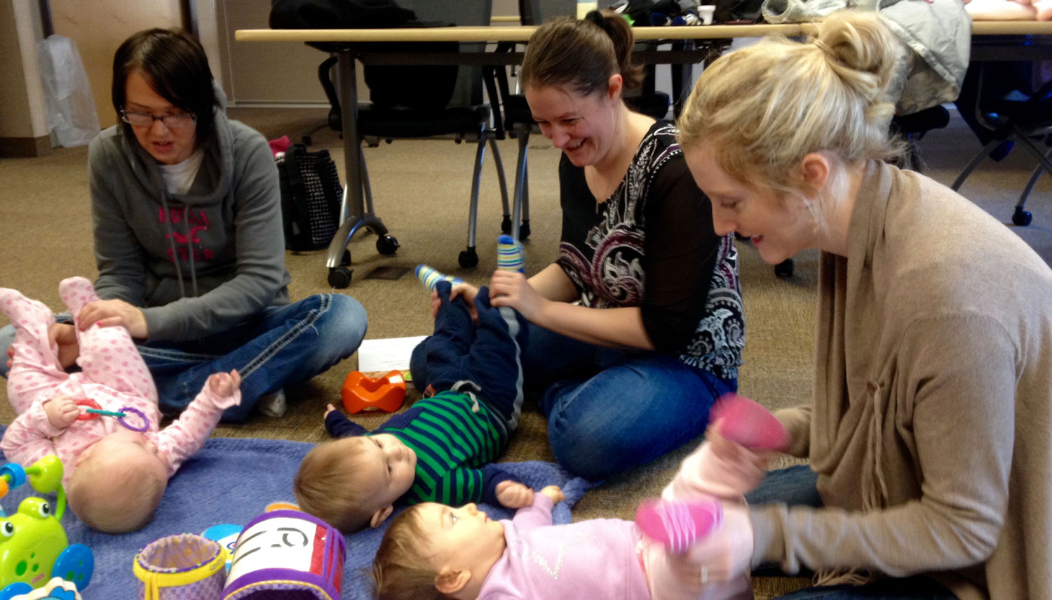 Baby and Me program
