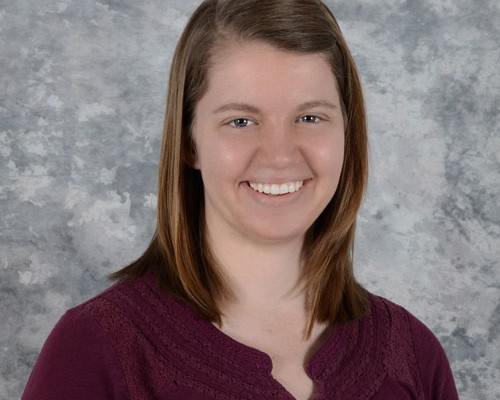 staff member Jalena Timmers