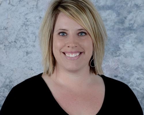 staff member Julia Kannel
