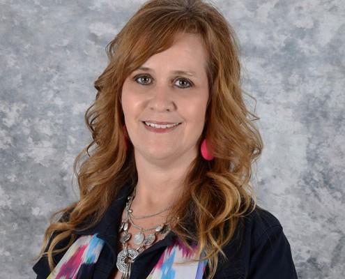 Staff member Susan Hodnefield