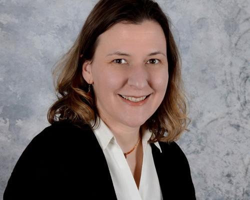 staff member Kristin Thompson